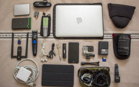Traveling with Tech