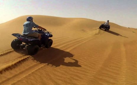 Arabian adventures classic desert safari tour