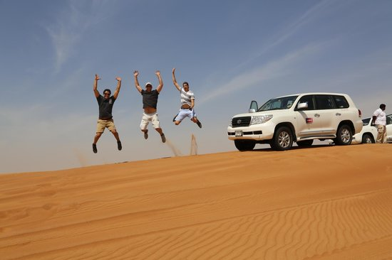 Desert Safari Sharjah